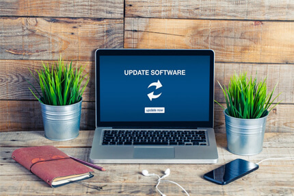 All Software Is Vulnerable And Needs Updating