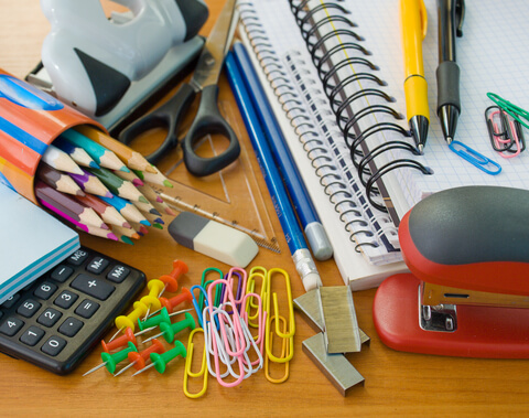 Office Supplies/Equipment/Space
